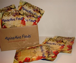 Sampler Pack - AlpineAire Foods Breakfasts & Fruits Case of 12
