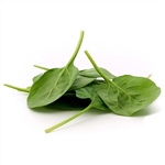Spinach Small Flakes  AIR DRIED BULK ORGANIC