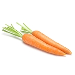 "Carrot 3/8""  AIR DRIED BULK ORGANIC"