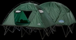 Kamp-Rite Double  Compact Folding Combo Tent Cot