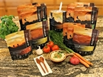 Sampler Pack - AlpineAire Foods Variety Assortment #1  Case of 12