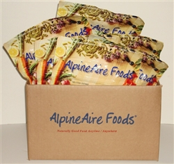 "The ""Investor"" Pouch Assortment by PrepareDirect - AlpineAire Foods Pouches"