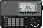 Sangean ATS-909X AM/FM Stereo/LW/SW  PPL Synthesized Receiver