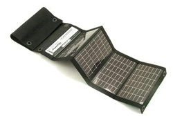 PowerFilm AA Foldable Solar Battery Charger