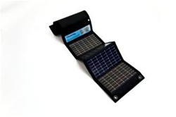 PowerFilm AA plus USB Foldable Solar Battery Charger