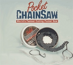 Pocket Chainsaw