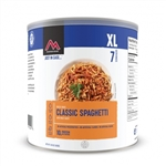 Mountain House Spaghetti with Meat Sauce #10 Can Case of 6