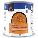Mountain House Mexican Rice with Chicken #10 Can