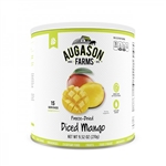 Mango Diced Freeze-Dried #10 can