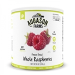 Raspberry Whole Freeze-Dried #10 can