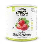Strawberry Sliced Freeze-Dried #10 can