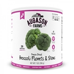Broccoli Florets & Stems Freeze-Dried #10 can