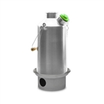 Kelly Kettle Base Camp Large Stainless Steel
