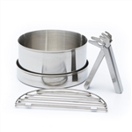 Kelly Kettle LARGE STAINLESS STEEL POT