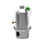 Kelly Kettle Scout Medium Stainless Steel