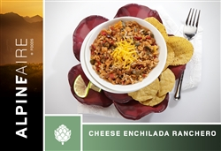 Cheese Enchilada Ranchero - each