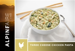 Three Cheese Chicken Pasta - each
