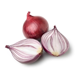 "Onion Red 1/4"" FREEZE DRIED BULK"