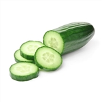 "Cucumber 1/4"" Diced FREEZE DRIED"