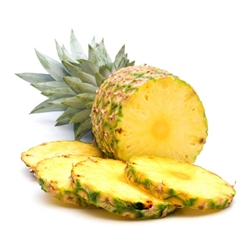 "Pineapple 3/8"" Diced FREEZE DRIED BULK ORGANIC"