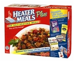 "HeaterMeals ""Plus"" Meal Kit - Southwest Style Chicken w/Rice & Beans Entree"