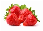 "Strawberry Pieces 3 mm (1/8"") FREEZE DRIED BULK"