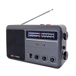 C.Crane CCRadio-EP PRO AM/FM Portable Analog Radio