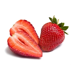 Strawberry Sliced FREEZE DRIED BULK ORGANIC