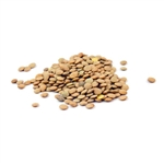 Lentils, Brown Cooked FREEZE DRIED BULK
