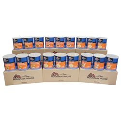 Mountain House 30 Day Economy Emergency Food Assortment in #10 Cans