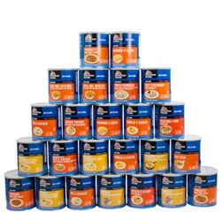 Mountain House 45 Day Premium Emergency Food Assortment in #10 Cans