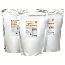 NuManna Premium Organic Milk Powder 3 X 40 Serving Pouches