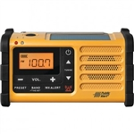 Sangean MMR-88 Multi-powered AM/FM Radio w/Solar & Hand Crank Option