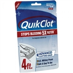 QuikClot Advanced Clotting Gauze 4 FT.