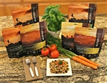 Sampler Pack - AlpineAire Foods Mixed Entrees Case of 6