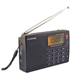 C. Crane Skywave AM/FM, Shortwave, Weather and AirBand Portable Radio